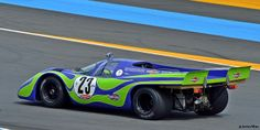 Porsche 917 Psychedelic Livery