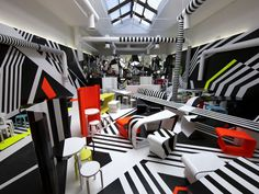 Artek - Cafeteria / Restaurant, Palazzo delle Esposizioni, Giardini della Biennale, Venice