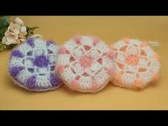[코바늘뜨개crochet] 반호빵수세미 Crochet Dish Scrubby - YouTube Background Powerpoint, Baby Socks, Knitting Socks, Knitting Patterns, Crochet Earrings, Knit Socks, Knit Patterns, Knitting Stitch Patterns, Loom Knitting Patterns