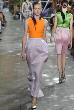 Dior RTW Spring 2014 - Slideshow - Runway, Fashion Week, Reviews and Slideshows - WWD.com