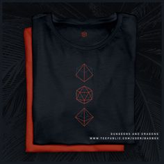 Dungeons and Dragons / Tshirt / Teepublic Geile T-shirts, Latest T Shirt, Dungeons And Dragons, Cool T Shirts, Shirt Designs, Retro, Tank Tops, Sweatshirts, Long Sleeve