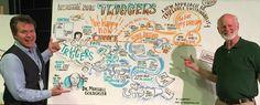 Dr Marshall Goldsmith speaks at HR Summit visual captured by Tim Hamons Summit 2016, Happy, Ser Feliz, Being Happy