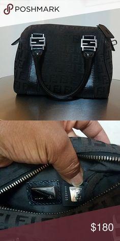 2ba798efaa5d Authentic Fendi mini bag. No dust bag lock or key. Mini Fendi bag
