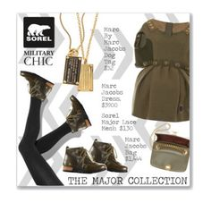"""""""Winners for The Major Collection from SOREL"""" by polyvore ❤ liked on Polyvore featuring Simply Vera, Michael Kors, SOREL, Marc Jacobs, Marc by Marc Jacobs, contestentry, Sorel and sorelstyle"""