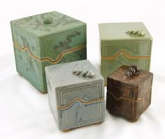 Ceramic Boxes | Indiana Artisan