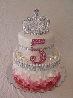 Pink Princess Bling