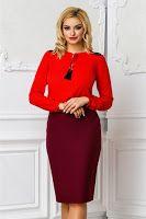 bluze-dama-ieftine-online-8 Bodycon Dress, High Neck Dress, Sweaters, Dresses, Style, Fashion, Turtleneck Dress, Vestidos, Swag