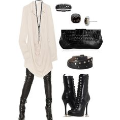 Night Out, created by aracely26 on Polyvore