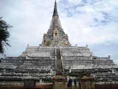 Wat Phu Khao Thong in Ayutthaya, Thailand « World Adventurers [14 photos]