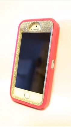 OtterBox Defender Series Case iPhone 5/5s Glitter by NaughtyWoman