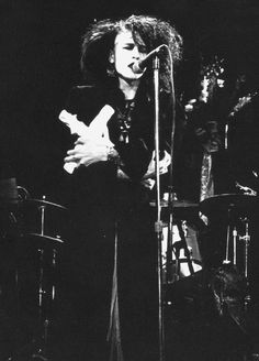Rozz Williams by Ed Colver.