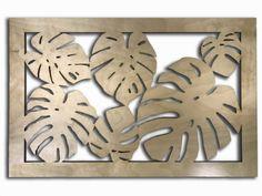 Monstera Large Cutout Art - CocoNene