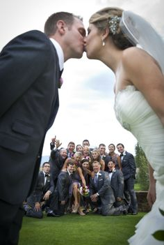 mountain summer wedding