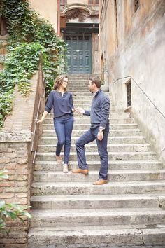 Romantic Rome Engagement Shoot | Teresa Carnuccio | In Love Italy Photography | Bridal Musings Wedding Blog 29
