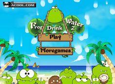 لعبة الضفدع يشرب الماء 2 - العاب فلاش ميزو