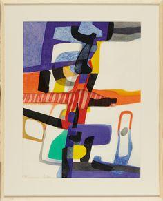 "ESTEVE, Maurice (1904-2001): ""Grand Pavois"""