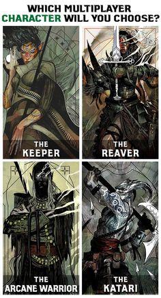 Dragon Age: Inquisition Just waiting...waiting....waiting ...