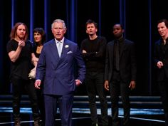 Watch Prince Charles Upstage Benedict Cumberbatch, David Tennant, Judi Dench and More | Vanity Fair
