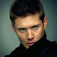 Oh Jensen.. <3 Beautiful green eyes..