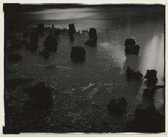 Chris McCaw, Tidal #6, 2013, Haines Gallery