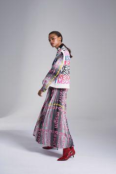 MSGM Resort 2019 Collection - Vogue