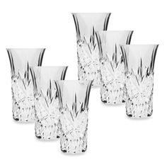 Buy Godinger Dublin Reserve Crystal Set of 6 Vodka Shot Glasses from Bed  Bath u0026 Beyond