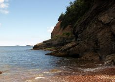 Moosebait.com – Cape Dauphin (Fairy Holes/Glooscap Cave) Waterfalls, Beaches, Cave, Hiking, Fairy, Outdoor, Walks, Outdoors, Sands