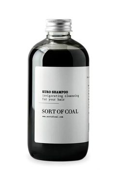 Whether it's your sweaty melon under a hat, or you just got back from a day at the beach, you definitely need to deep clean those tresses. And, we love this chemical-free white charcoal shampoo to do just that. We'd bet our weekly Starbucks budget that you'll never look at shampoo the same way again.  #refinery29 http://www.refinery29.com/charcoal-beauty-products#slide-14