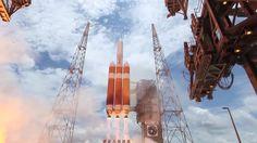 Delta IV NROL-37 Launch Highlights