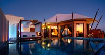 desert beach villa in dubai, far from the crowds