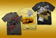 I will design Cool T shirt Artwork for Men and Women Latest Fashion and Style for $5