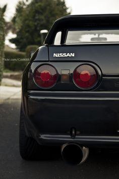 Nissan skyline R32 GTR | by Cook24v