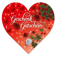 Herz-Gutschein U451 Christmas Ornaments, Holiday Decor, Mother's Day, Things To Do, Heart, Xmas Ornaments, Christmas Jewelry, Christmas Baubles