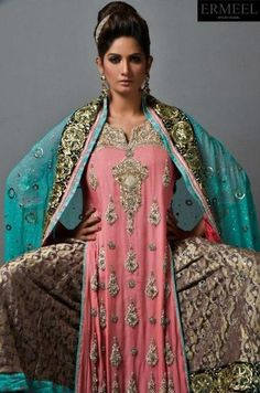 Ermeel Formal Wear Collection 2012-2013 For Women