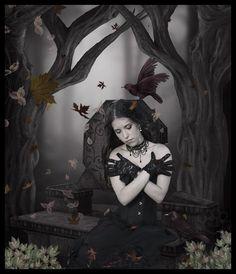 Black Heart Romance by Sean & Ashlie Nelson @ silentfuneral.deviantart.com & devildoll.deviantart.com