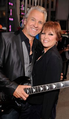 They say 'Love is a Battlefield', but not for Pat Benatar and her husband Neil Giraldo. They have been married 31 years