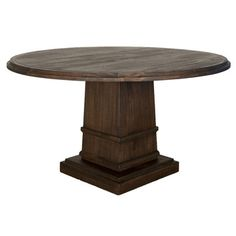 Orient Express Furniture Orient Express Furniture Traditions Hudson Dining Table