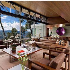 Bom diaaa gente!!! Good morningggg guys!!!  By CCY Architects  #architecture#arquitetura#design#details#naturallight#ceiling#madeira#wood#homestyle#homedecor#decorating#decoração#idea#inspiration#instagoid#instadecor#cool#interiordesign#sandecor