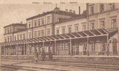 Bahnhof Libau 1917