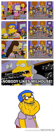 one of my favourite scenes from The Simpsons