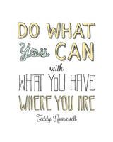 Do What You Can •Multi C by Megan Romo