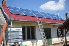 Solar Panels, Outdoor Decor, Home Decor, Homemade Home Decor, Sun Panels, Roof Solar Panels, Interior Design, Home Interiors, Decoration Home
