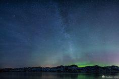 Beautiful Universe - Kleifarvatn in the stars
