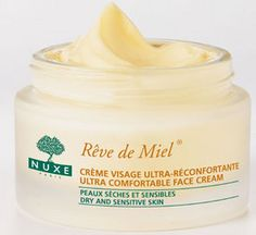 NUXE Rêve de Miel Comfortable Face Cream 50 ml