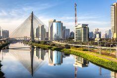 São Paulo: as belezas da maior cidade do Brasil - Capital paulista mostra seus belíssimos contrastes através de prédios históricos, arranha-céus, museus e parques urbanos