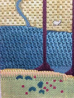 steph's stitching: More Progress on Ewe and Eye's Coming Home