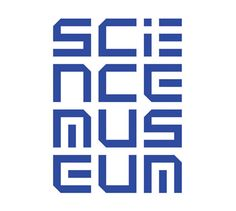 The London Science Museum logo by Johnson Banks Museum Identity, Museum Branding, Logo Branding, Logos, Maserati, Science Museum London, Cool Science Fair Projects, Interactive Museum, Science Classroom