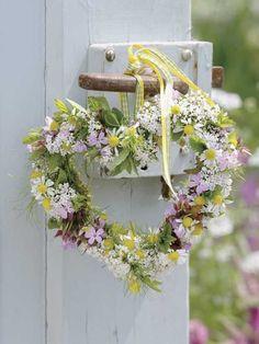 ❥‿Summer wreath