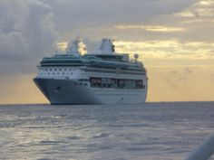 Have cruised Royal Carribean and ported two times. (Grand Cayman, Jamaica)