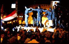 Ni golpe de Estado ni impaciencia Al igual que lo hicieron con Hosni Mubarak y a Mohamed Morsi, los egipcios se declaran listos para derrotar al ejército si también los traiciona.